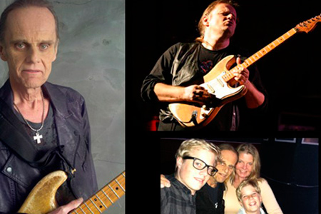 Walter Trout will not perform during Suwałki Blues Festival. He is seriously ill