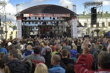 Over one and a half million zlotys to organize Suwałki Blues Festival 2021!