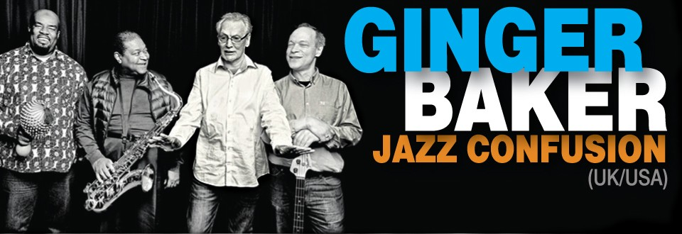 GINGER BAKER JAZZ CONFUSION (UK/USA)