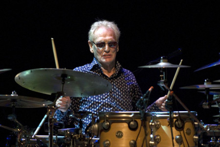 Ginger Baker inaugurated SBF 2014 (FOTO)