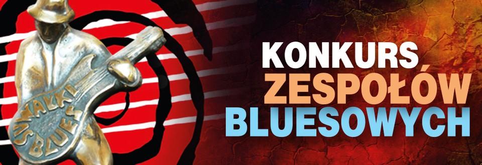 Konkurs zespołów bluesowych ponownie podczas SBF