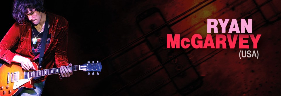 RYAN McGARVEY BAND (USA)