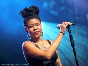 Suwalki Blues Festival 2014;  Nikki Hill