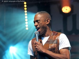 Suwalki Blues Festival 2014; Earl Thomas