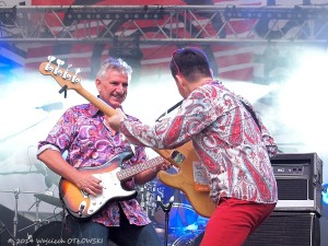 Suwalki Blues Festival 2014; Rob Tognoni Band