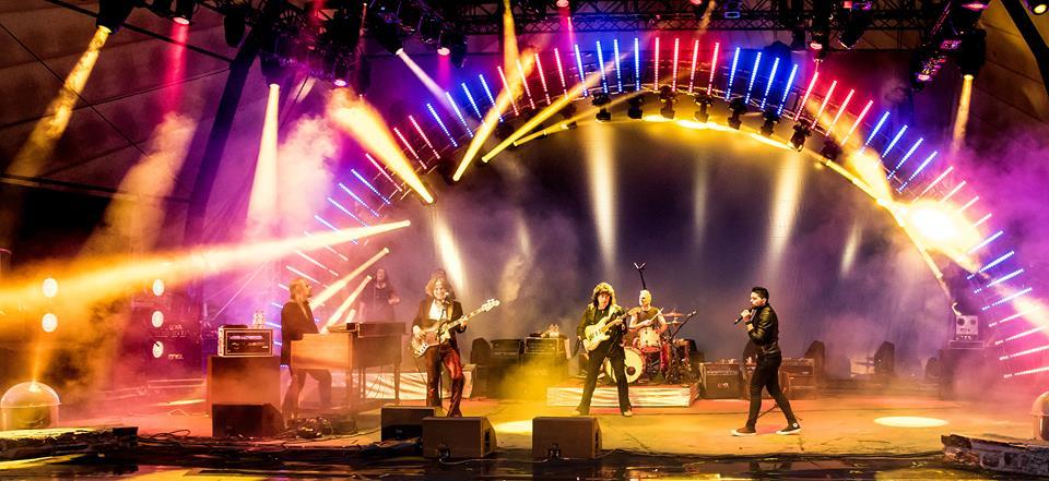 Rainbow live 2016 photo Clemens Mitscher