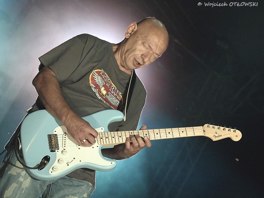 Suwalki Blues Festival 2011; Dariusz Kozakiewicz(Perfect); 15 lipca © 2011 Wojciech OT£OWSKI