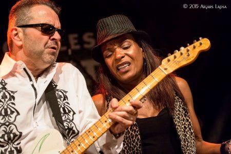 Bluesowy listopad w Suwałkach! Koncert  SEAN CARNEY BAND & SHAUN BOOKER (USA)