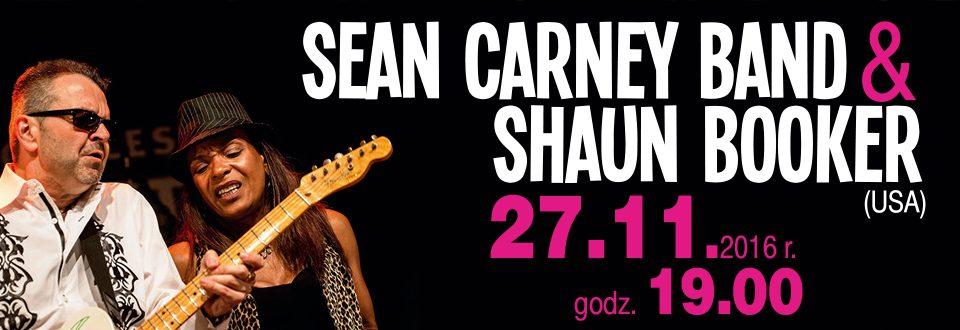 Sean Carney Band & Shaun Booker (USA)