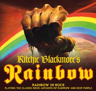 Chris Willow przedstawia – Ritchie Blackmore's Rainbow na nowych koncertach w czerwcu 2017