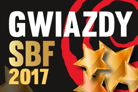 10. SBF 2017 coraz bliżej. Przedstawiamy gwiazdy tegorocznej jubileuszowej edycji.