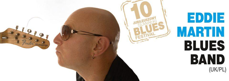 Eddie Martin Blues Band (UK/PL)