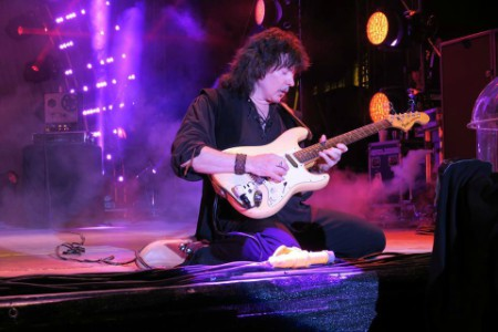 An exclusive interview with Ritchie Blackmore!