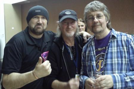 Deep Purple / Nowa Płyta 2017/ Wywiad z Ianem Gillanem