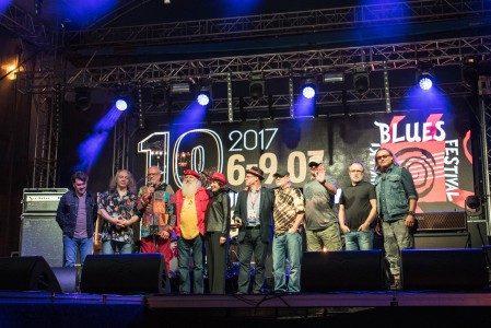 Sukces 10. Suwałki Blues Festivalu. Kolejna edycja SBF 2018 przed nami.