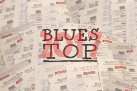 Suwałki Blues Festival znalazł się wśród laureatów plebiscytu Blues Top 2017. Dziękujemy i gratulujemy wszystkim zwycięzcom!