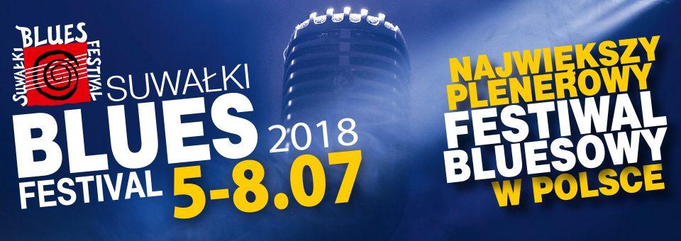 11. edycja Suwałki Blues Festival 2018