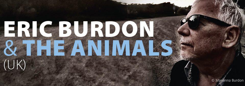 SBF 2018 – ERIC BURDON & THE ANIMALS (UK)