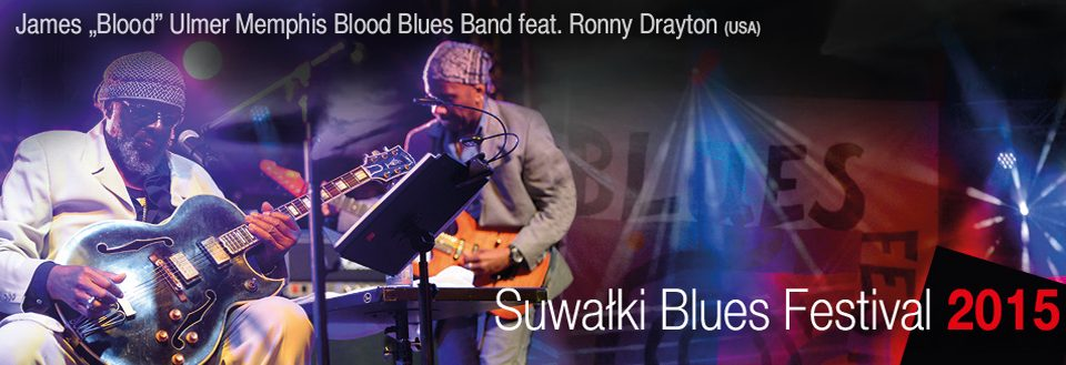 James Blood Ulmer Memphos Blood Blues Band feat. Ronny Drayton 2015