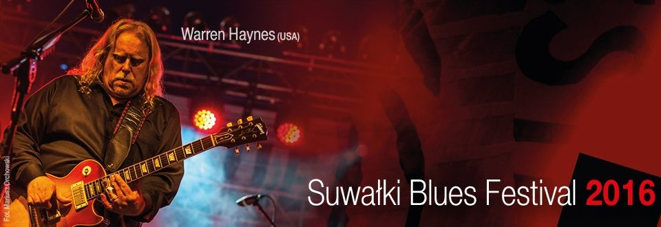 Warren Haynes 2016