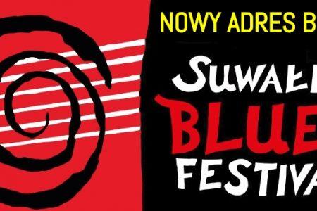 Nowy adres Biura Suwałki Blues Festival