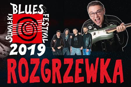Leszek Cichoński Guitar Workshop z Suwalską Orkiestra Kameralną na ROZGRZEWCE SBF 2019. Bilety już w sprzedaży!