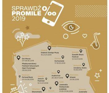 Strefa Sprawdź Promile ponownie zawita na Suwałki Blues Festival!