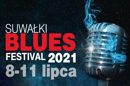 14. edycja Suwałki Blues Festival 2021 przed nami.